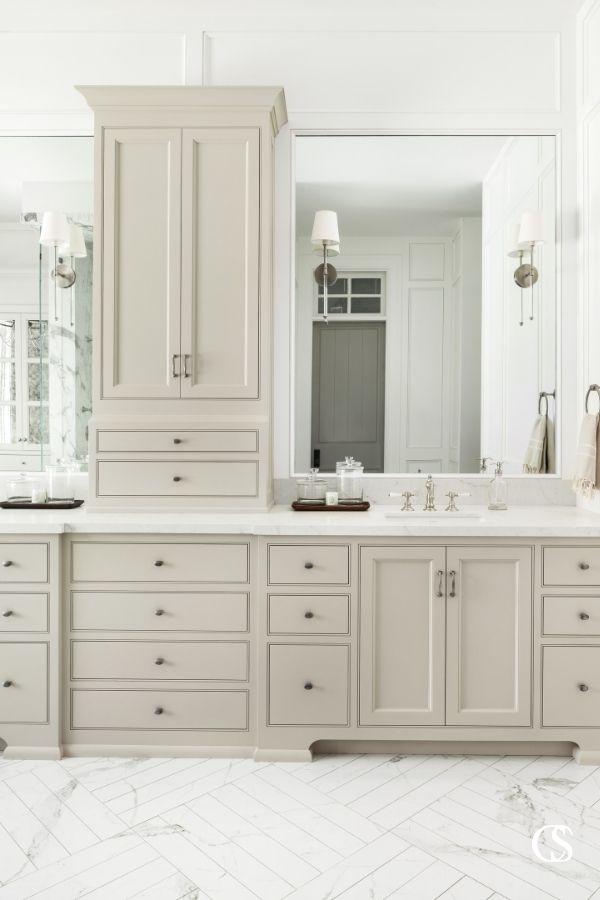 best bathroom cabinet designs