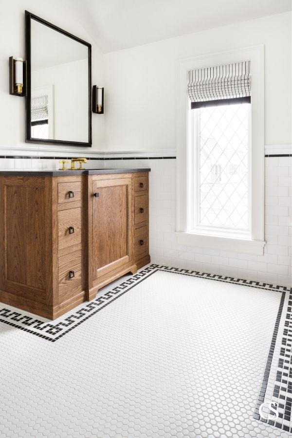 best custom bathroom cabinet designs