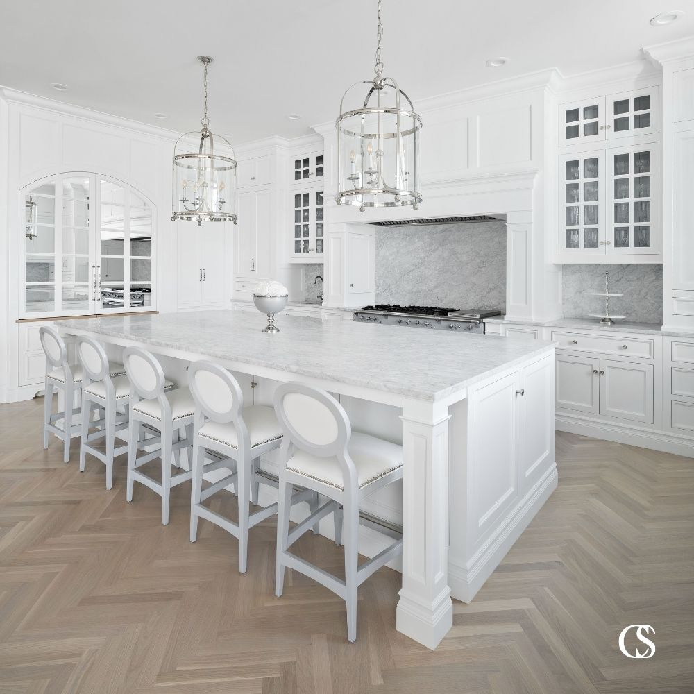 Consider how you want to store pots, blenders, hot pads, tupperware lids, cooking utensils and every other component you anticipate using. These are all areas where a custom cabinet designer can create the best custom kitchen cabinets for you.
