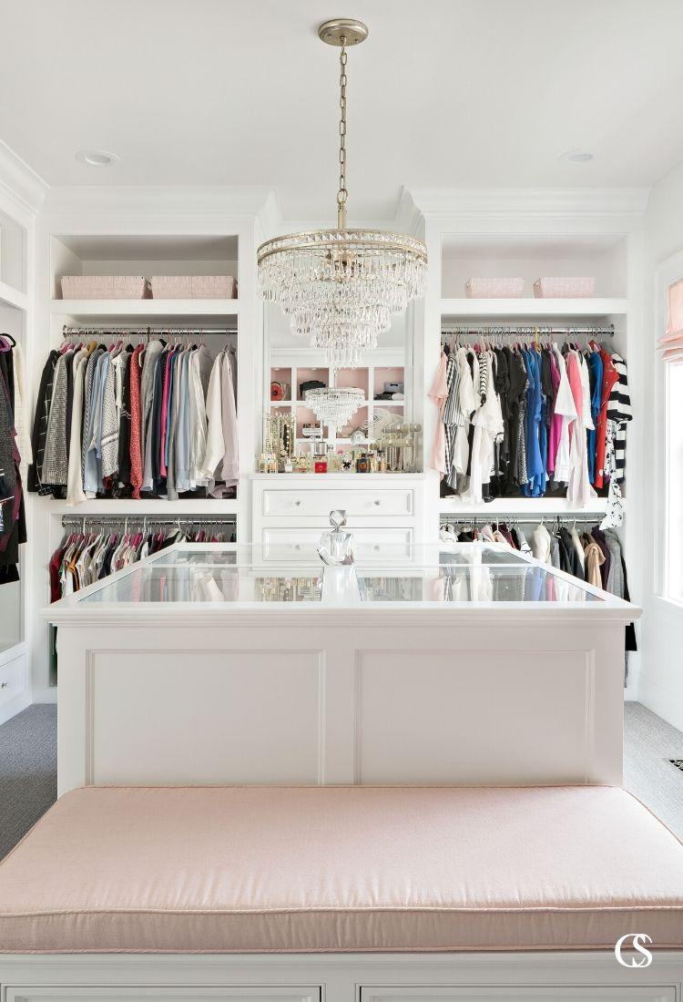 best custom closet design