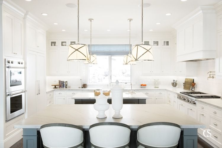 The best white kitchen cabinet design is going to be the foundation for a bright, inviting, clean space in your home.