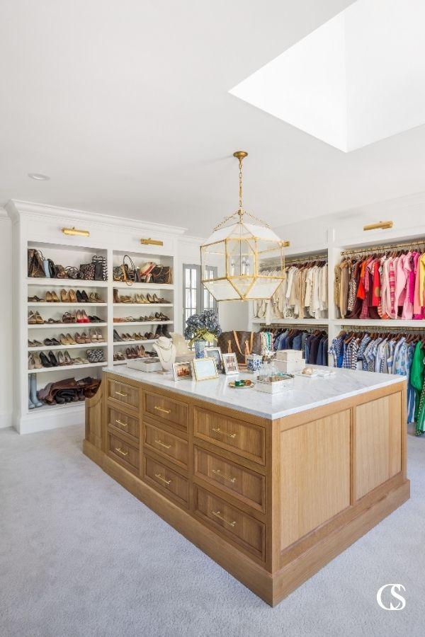 built in closet ideas