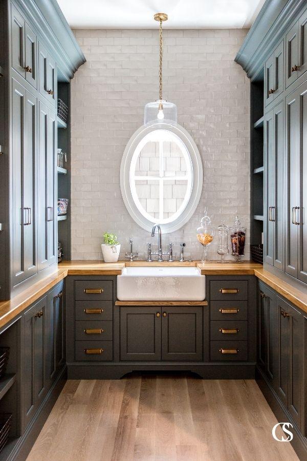 custom pantry design ideas