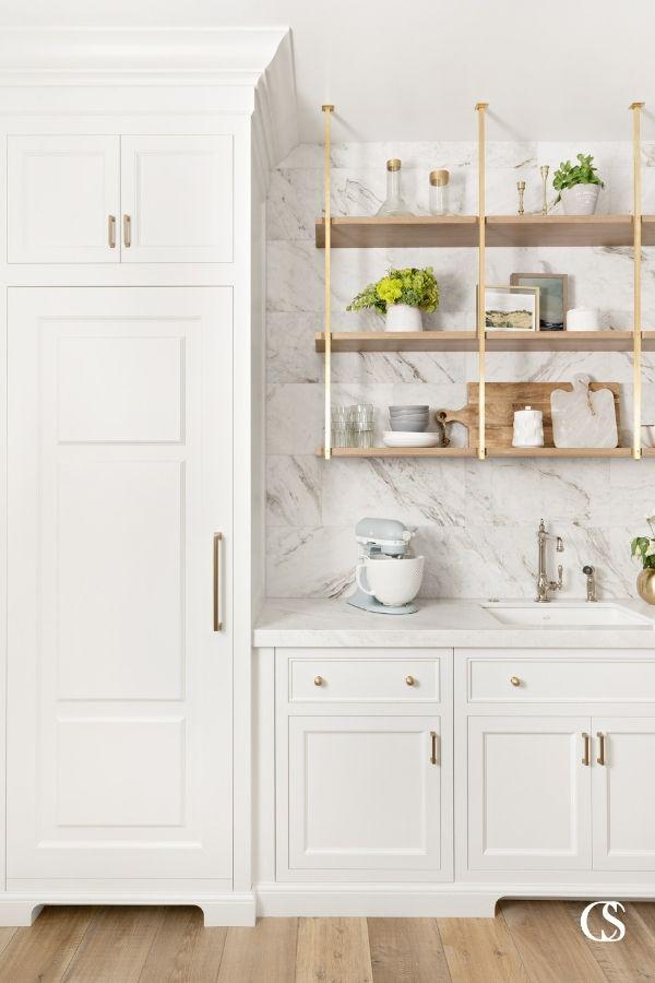 custom pantry design