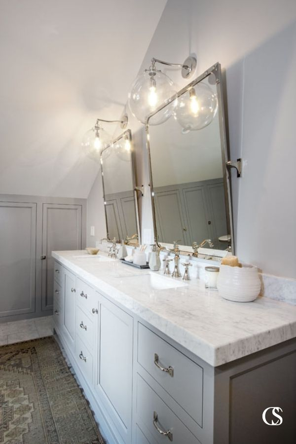 unique bathroom cabinet design idea