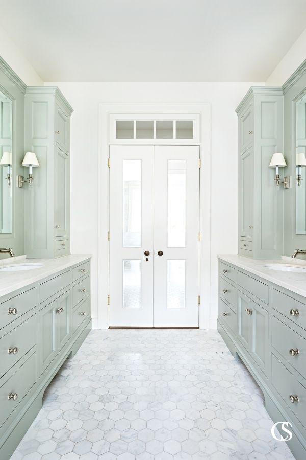 unique bathroom cabinet design ideas