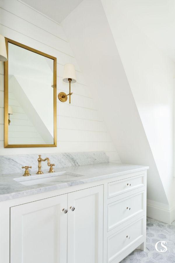 unique custom cabinet design for bathroom