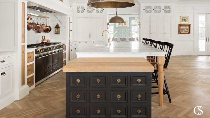 Our Favorite Black Kitchen Cabinet, What S The Most Popular Color For Kitchen Cabinets