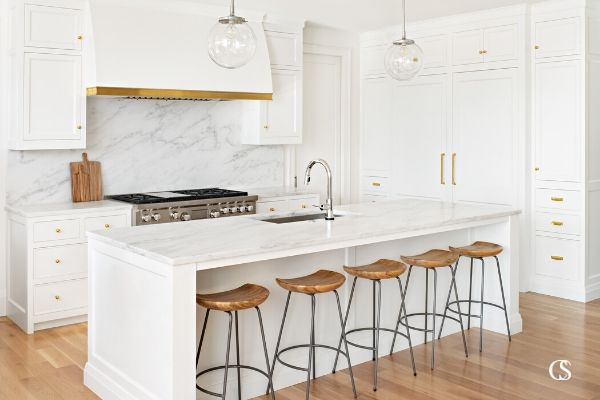Kitchen Island Ideas Christopher Scott Cabinetry