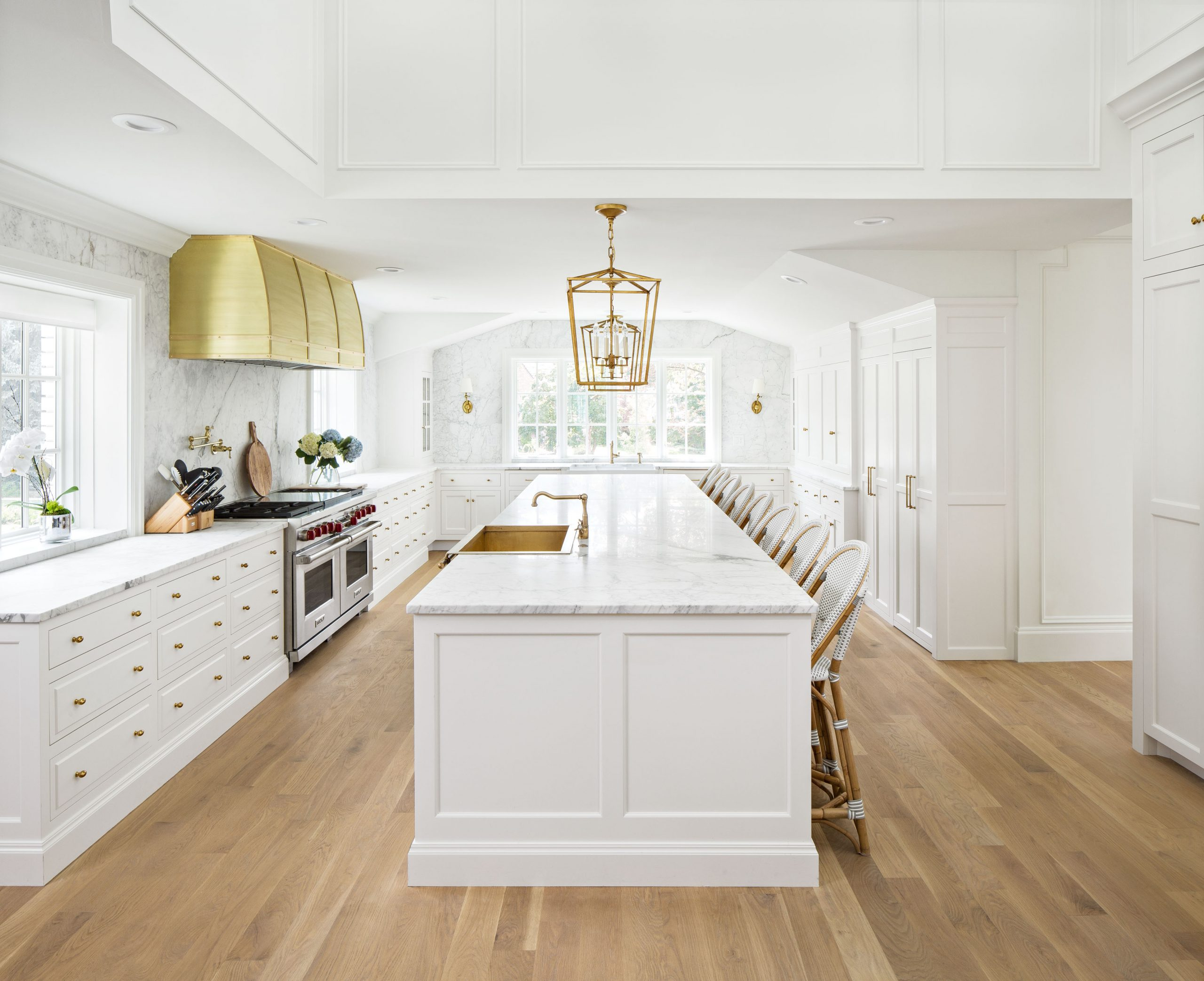 The best custom cabinetry and design is not only going to work hard for you and your family, but beautifully express your design aesthetic as well. We can make that happen. Check us out at ChristopherScottCabinetry.com!