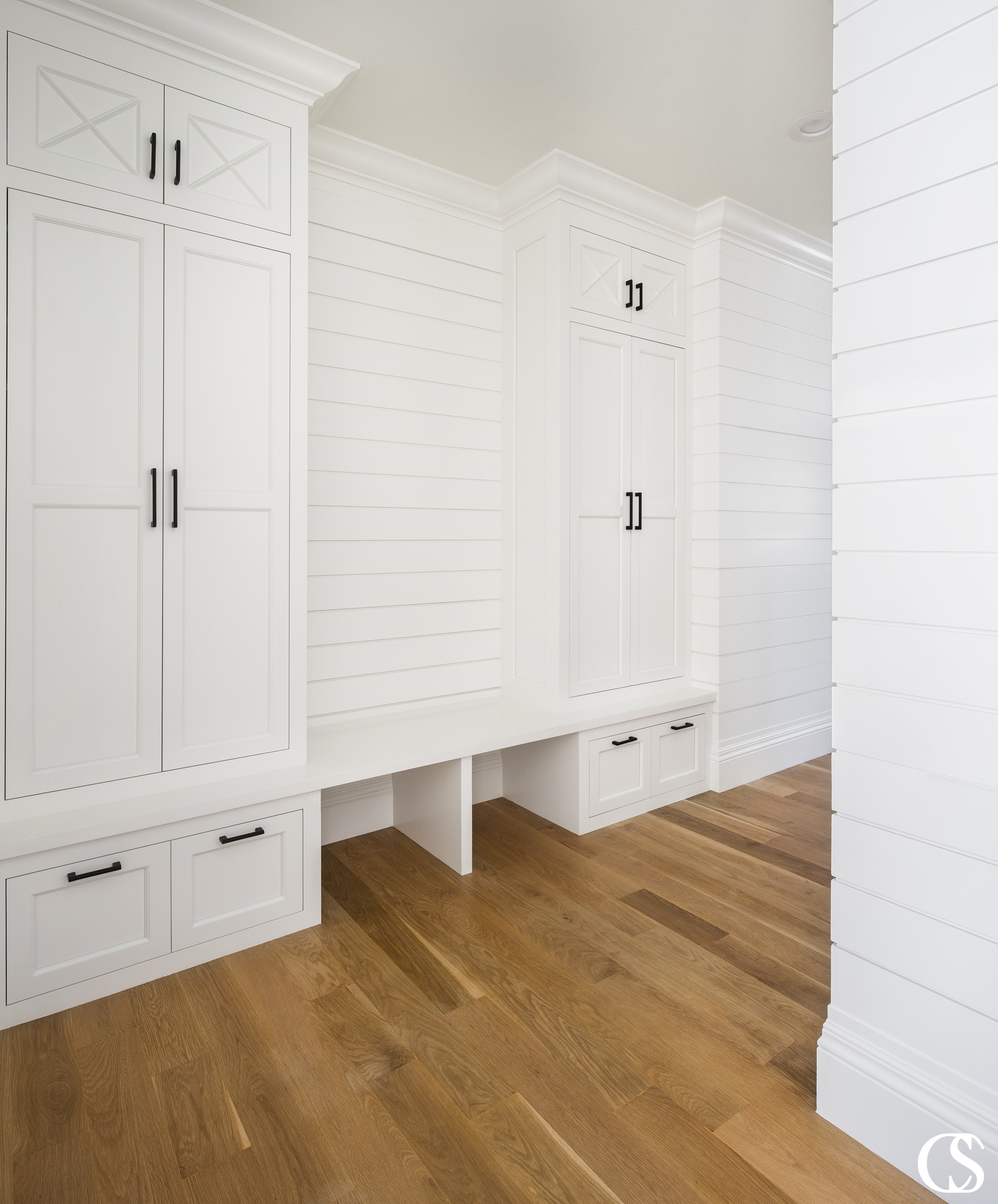 It is a dedicated space in your home that ensures the rest of your home can stay neat and tidy. For some of our best mudroom ideas, check out the blog at ChristopherScottCabinetry.com!