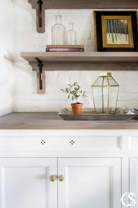 Details are everything when it comes to designing the best custom cabinets for a kitchen.