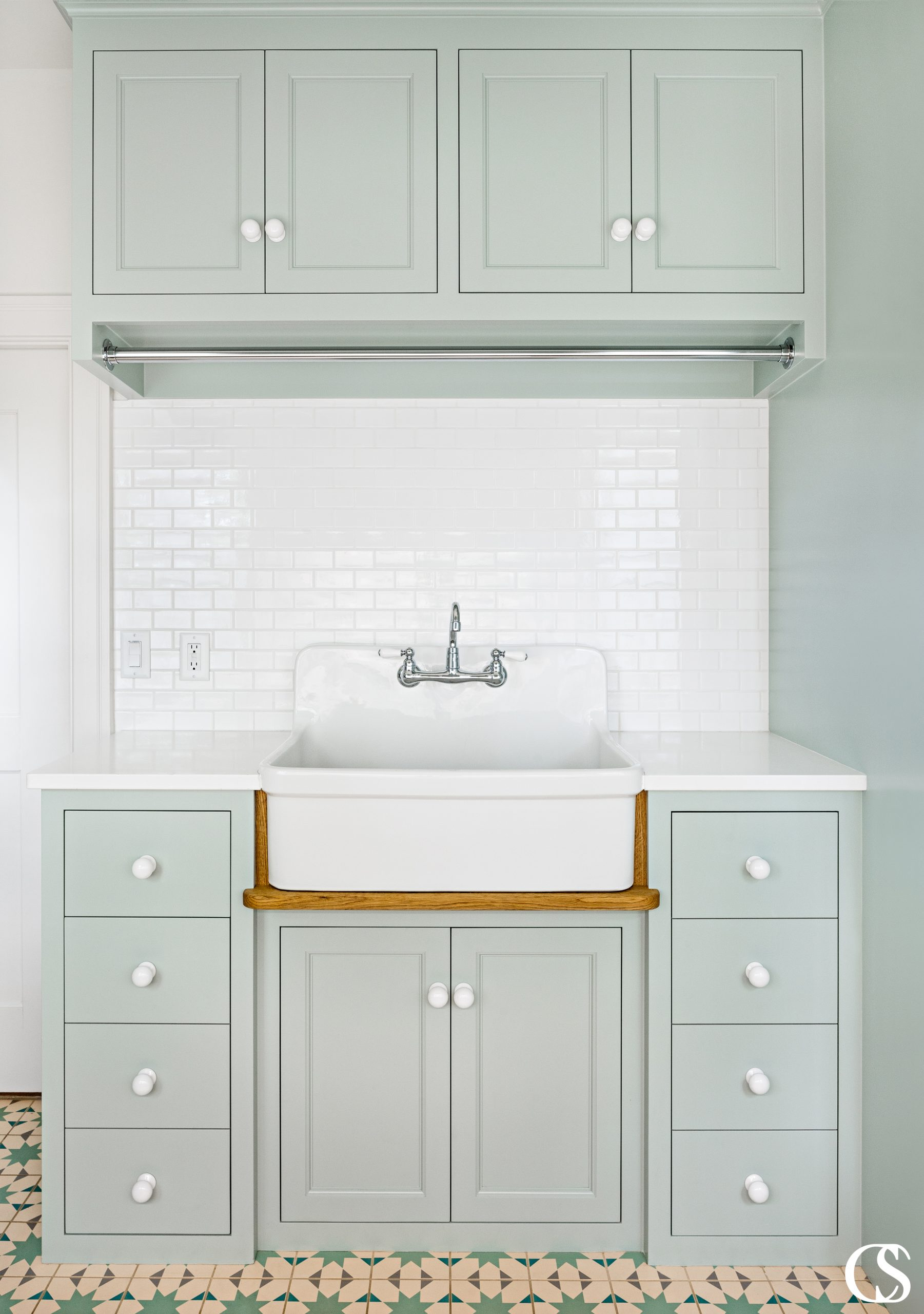 Considering making a statement in your home? Why not do it with unique custom cabinetry from Christopher Scott Cabinetry?